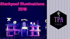 The Phantom Adventures went to Blackpool for a drive through the illuminations! The Phantom Adventures are a couple of Scotti. Blackpool, Travel Videos, Hotel Reviews, Us Travel, Tours, Lights, Adventure, Movie Posters, Film Poster