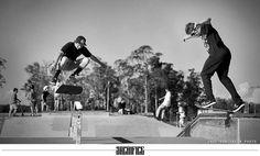 SACRIFICE   Skateboarding - Blaize Gray & Matt Ferg