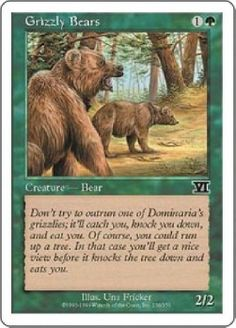 Online Collectible Gaming Store, News, and Strategy for Singles & Miniatures Magic Cards, Flesh And Blood, Wizards Of The Coast, Magic The Gathering, Pokemon Cards, Mtg, Digimon, Brown Bear, Custom Art