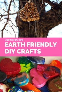 Mommy Blog Expert: Eco Friendly DIY Valentines Day Crafts Easy & Beautiful to Make with Recycled Materials