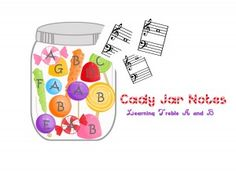 Candy Jar Note Game