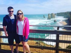 Still cannot believe we actually got to see this place with our own eyes...amazing @visitgreatoceanroad  #twelveapostles #portcampbell #portcampbellnationalpark #greatoceanroad #victoria #australia #sun #sea #coast #bluesky #bucketlist #roadtrip #adventure #exploring #boyfriend #girlfriend #excitingtimes #dontwanttoleave by karenmcmonkey