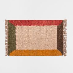JUTE AND SHIMMER-THREAD DOORMAT - Rugs  - Bedroom | Zara Home United States of America
