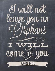 Orphans printable