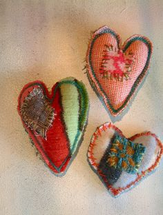 pocket hearts  by eanie meany, via Flickr