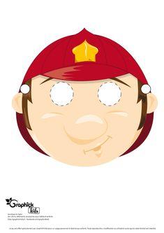 masque pompier