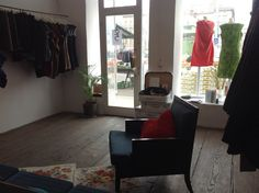 showroom for fair fashion, yppenplatz 1160 WIEN, open every saturday from - Showroom, Space, Home Decor, Fashion, Floor Space, Homemade Home Decor, Moda, Fasion, Interior Design