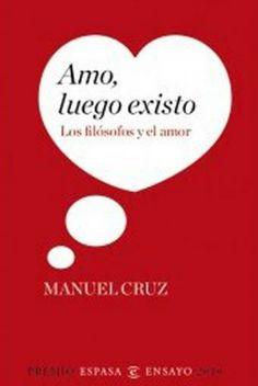 Libro: Amo, luego existo (IC)