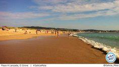 playa de A Lanzada en O Grove