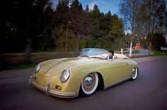 Love the 356... Not a big fan of the lowering kit though...