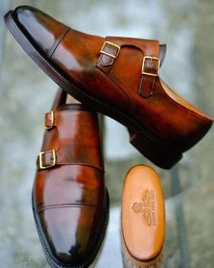 What do you gents think of these double monks? by teachingmensfashion