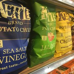 Don't be caught without something to crunch on Game Day! @kettlebrand potato chips are 3 for $5 at Central Co-op! That's just one of the many Game Day specials we've got going this weekend. #gocoop #gameday