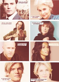 Our new tributes...