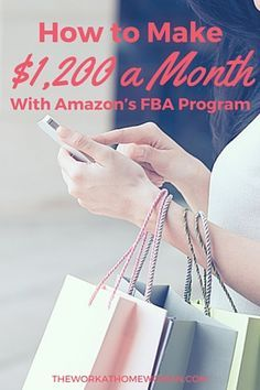 Would you like to make $1,200 a month? Read on and find out how Tracy Smith was able to leverage the Amazon FBA Program to make a steady income month after month.