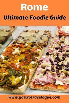 Ultimate foodie guide for Rome- www.gastrotravelogue.com?utm_content=buffer952bf&utm_medium=social&utm_source=pinterest.com&utm_campaign=buffer