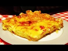 Lasagna, Appetizers, Ethnic Recipes, Food, Youtube, Appetizer, Essen, Meals, Entrees