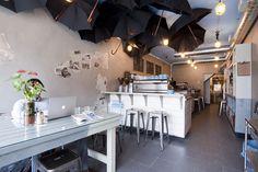 Toronto Cafes - de Mello Palheta Coffee Roasters