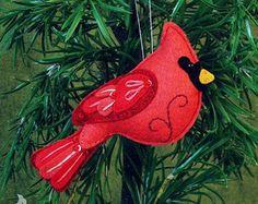 Nuthatch Sewing Pattern PDF Backyard Bird by SquishyCuteDesigns