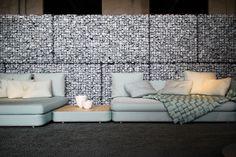fuorisalone 2017: Brera, Porta Venezia, 5vie e altro ancora Gifu, Couch, Furniture, Design, Home Decor, Settee, Decoration Home, Sofa, Room Decor