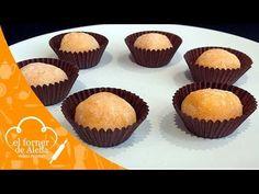 YouTube Spanish Food, Mini Cupcakes, Crackers, Santa Teresa, Cake Recipes, Muffin, Chips, Sweets, Cookies