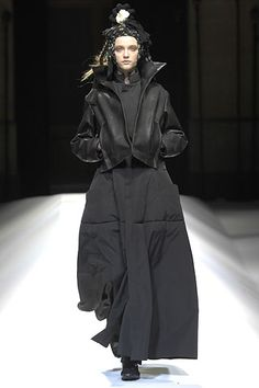 Yohji Yamamoto, Autumn/Winter 2007, Ready to Wear