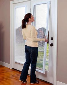 ODL Add On Blinds For Doors ...