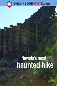 Travel | Nevada | Haunted | Hiking | Trails | Spooky | Ghosts | Site Seeing | Adventure | Photography | History