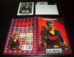 Cobra (1986), C64 disk