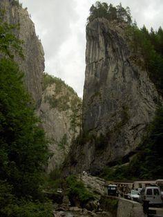 Erdély/Transylvania, Békás-szoros