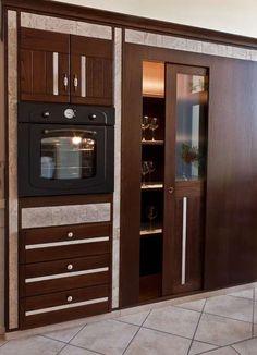 armadio dispensa per cucina: soluzione classica da ikea | mobili ...