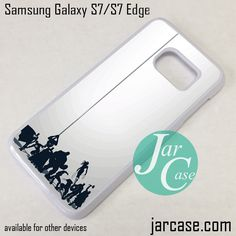 Marvel & DC Comic Phone Case for Samsung Galaxy S7 & S7 Edge