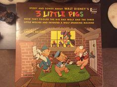 Walt Disney's Three Little Pigs