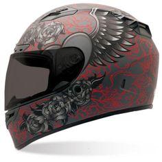 Bell Vortex Archangel Full Face #Motorcycle #Helmet