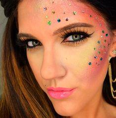 Dica Damyller - Maquiagem para Carnaval 2014