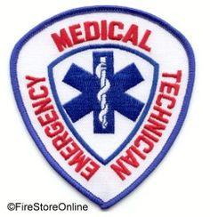 "3//4/"" EMT EMS CPR PIN PARAMEDIC FIRE DEPT"