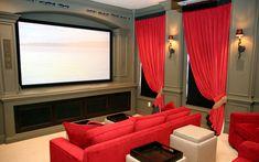 Home Interior Design Cinema