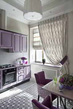 modern window curtain designs for kitchen 2019 Home Decor Kitchen, Kitchen Interior, Room Interior, Home Kitchens, Kitchen Design, Interior Design, Kitchen Ideas, Kitchen Curtain Designs, Modern Kitchen Curtains