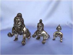 Bal Gopal, Baby Krishna, Clay Pots, Wooden Toys, Blouse Designs, Cufflinks, Silver, Accessories, Art