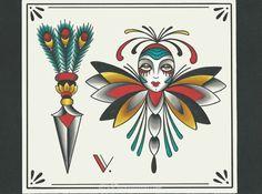 flash tattoo miss libellule | flash tattoo miss libellule
