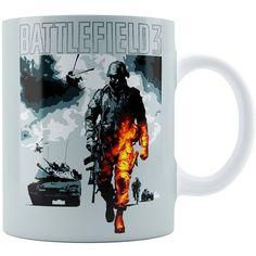 Caneca BattleField 3 Cover