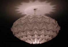Objetos abstractos en Origami. Imagen: SEA URCHIN / 2006