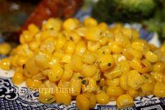 Parslied Corn