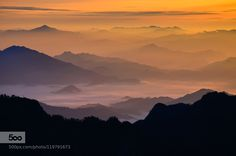 Huang Shan / China by FullFrameTravel. Please Like http://fb.me/go4photos and Follow @go4fotos Thank You. :-)