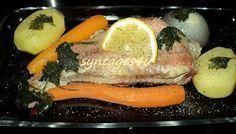 Εύκολες και γρήγορες συνταγές μαγειρικής για όλους: ΨΑΡΟΣΟΥΠΑ με ΚΟΚΚΙΝΟΨΑΡΟ