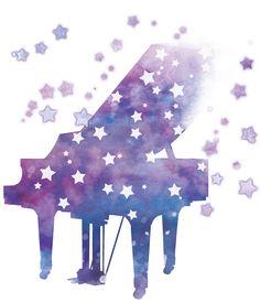 Brass Band, Piano Music, Cosmos, No One Loves Me, Manga Anime, First Love, Digital Art, Fantasy, Seasons