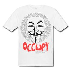Occupy - Guy Fawkes