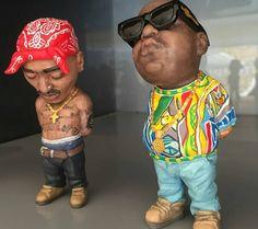 #Homage || Tupac & Biggie #B.I.P. ~ Be In Peace