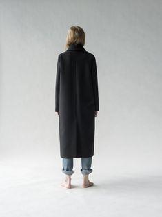 THISISNON, BLACK WOOL Collection, photo Kasia Bielska, http://thisisnon.com