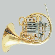 Gebr. Alexander F/Bflat/Falto Triple Horn Model 310
