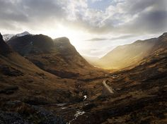 """Get your daily dose of outstanding travel photos. Today: Glencoe has been the setting of many a romance since the 1886 publication of """"Kidnapped."""""""